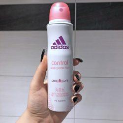 Produktbild zu adidas Control Ultra Protection Cool & Care Anti-Transpirant Spray
