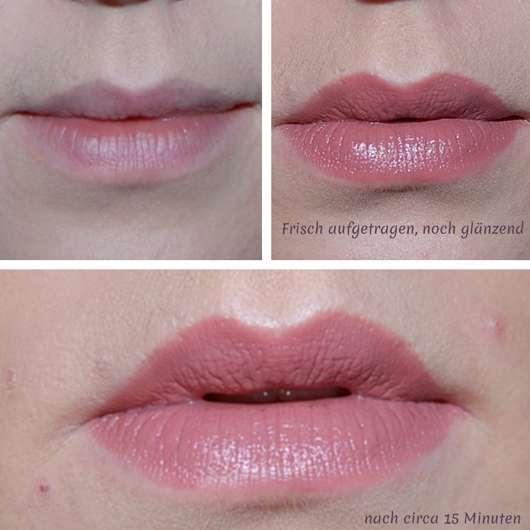 test lippenstift alterra lippenstift farbe 06 terra testbericht von hoglet. Black Bedroom Furniture Sets. Home Design Ideas
