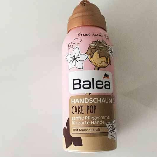 Balea Handschaum Cake Pop