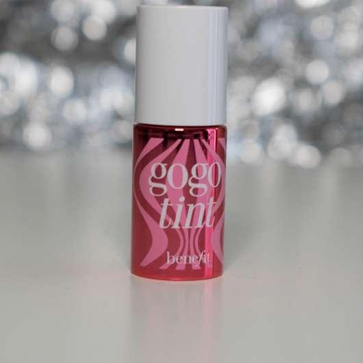Benefit gogotint bright cherry lip & cheek stain (mini)