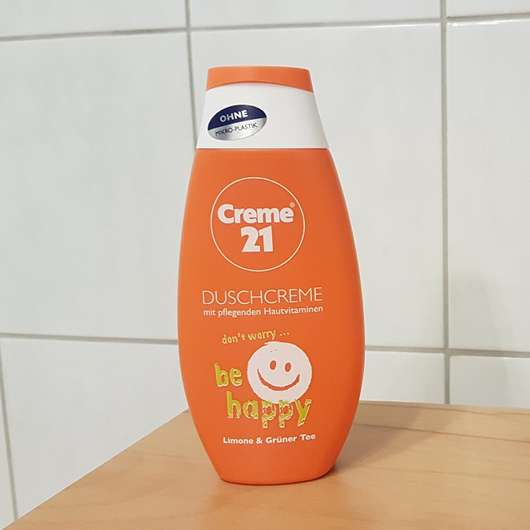 Creme 21 Duschcreme Be Happy