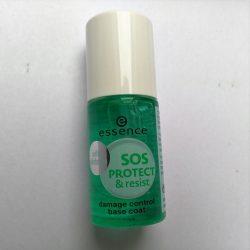 Produktbild zu essence SOS protect & resist damage control base coat