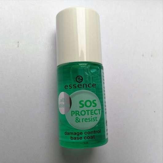 essence SOS protect & resist damage control base coat