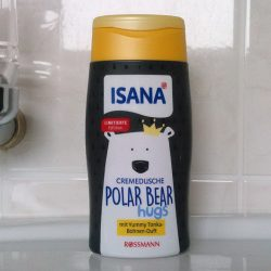 Produktbild zu ISANA Polar Bear Hugs Cremedusche (LE)