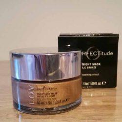 Produktbild zu L.O.V PERFECTitude Overnight Mask Metallic Bronze