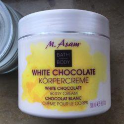 Produktbild zu M. Asam White Chocolate Körpercreme (LE)