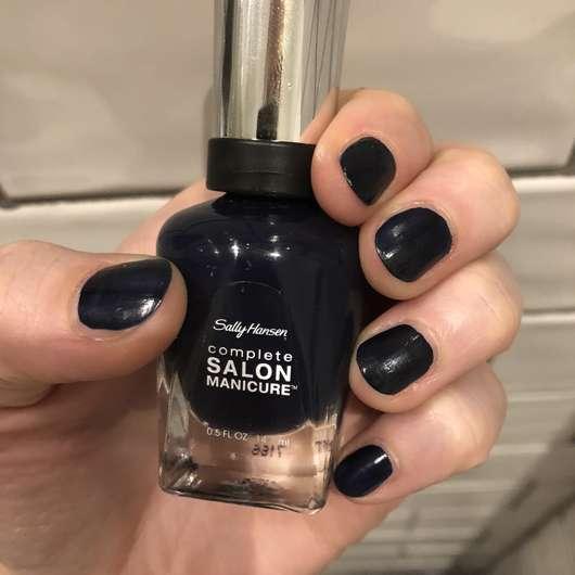 <strong>Sally Hansen</strong> Complete Salon Manicure Nagellack - Farbe: 531 Dark Hue-Mor