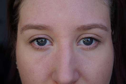Test Augenbrauen Wimpern Gel Alverde Augenbrauengel Farbe 03