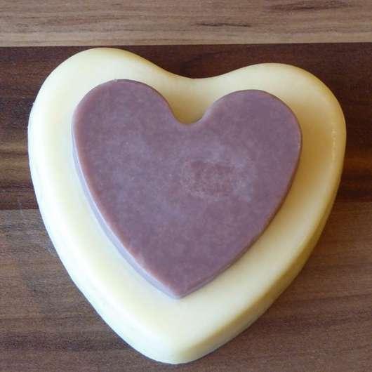 CMD Pflegebutter Sanddorn-Zitrus Zwei Herzen - Produkt ohne Verpackung