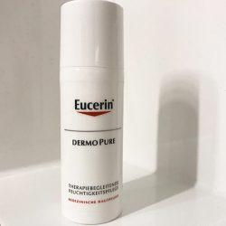 Produktbild zu Eucerin DermoPure Therapiebegleitende Feuchtigkeitspflege