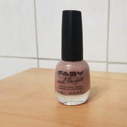 Produktbild zu FABY Nail Lacquer – Farbe: Super Ego