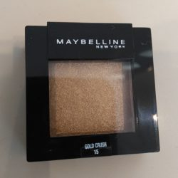 Produktbild zu Maybelline New York Color Sensational Mono Lidschatten – Farbe: 15 Gold Crush