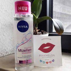 Produktbild zu NIVEA Sensitives Mizellen Shampoo