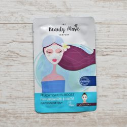 Produktbild zu The Beauty Mask Company Feuchtigkeits-Boost Tuchmaske