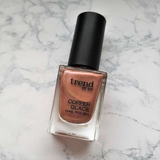Trend IT UP Copper Glace Nail Polish