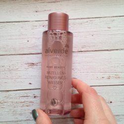Produktbild zu alverde Naturkosmetik Pure Beauty Mizellen-Reinigungswasser