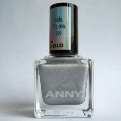 Produktbild zu ANNY Cosmetics Nagellack – Farbe: 702 holo it's me (LE)
