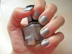 Produktbild zu ANNY Cosmetics Nagellack – Farbe: 701 heavenly holo (LE)