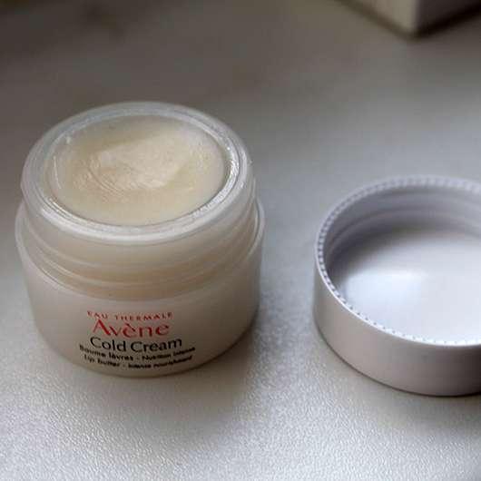 Avène Cold Cream Lippenbalsam im Tiegel - Tiegel geöffnet
