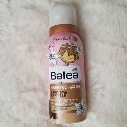 Produktbild zu Balea Handschaum Cake Pop