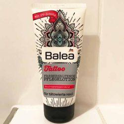 Produktbild zu Balea Tattoo Farberhaltende Pflegelotion