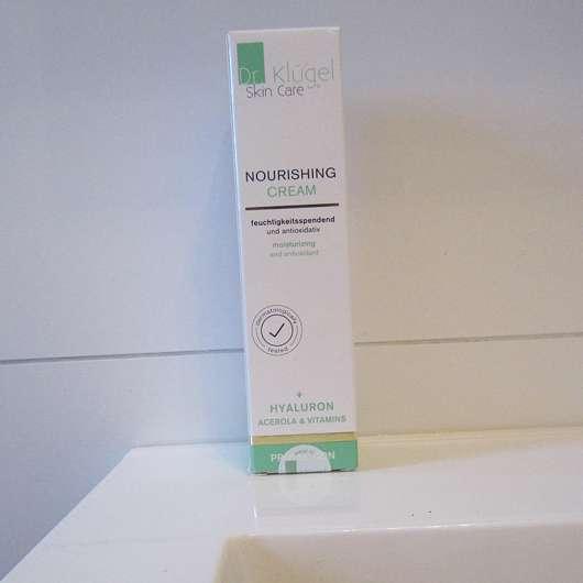 Dr. Klügel Skin Care Nourishing Cream