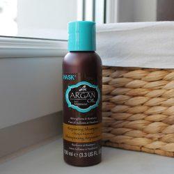 Produktbild zu HASK Argan Oil Repairing Shampoo