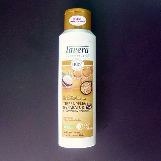 lavera Tiefenpflege & Reparatur 2in1 Shampoo & Spülung