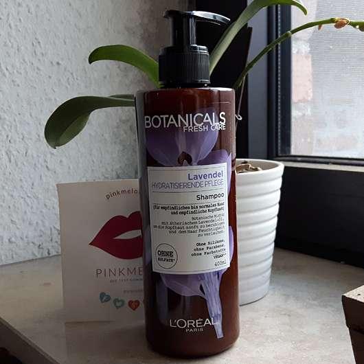 test shampoo l or al paris botanicals fresh care. Black Bedroom Furniture Sets. Home Design Ideas