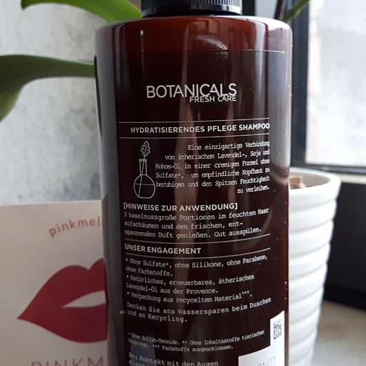 loreal botanicals test
