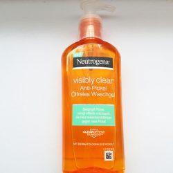 Produktbild zu Neutrogena Visibly Clear Anti-Pickel Ölfreies Waschgel