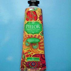 Produktbild zu Ottoman PIELOR Hand & Nail Cream Patchouli & Amber