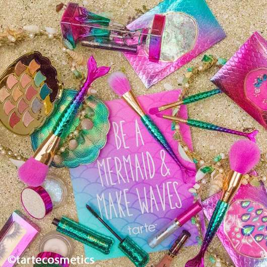 TARTE launcht Mermaid Make-up Kollektion