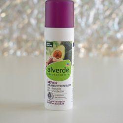 Produktbild zu alverde Naturkosmetik Repair Haarspitzenfluid Bio-Avocado Bio-Sheabutter