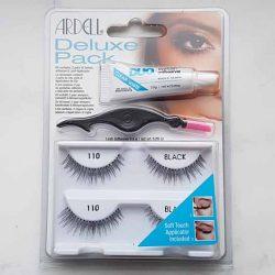 Produktbild zu ARDELL Deluxe Pack 110 Wimpern (LE)