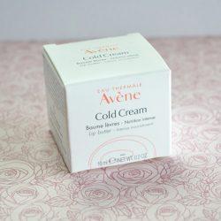 Produktbild zu Avène Cold Cream Lippenbalsam im Tiegel