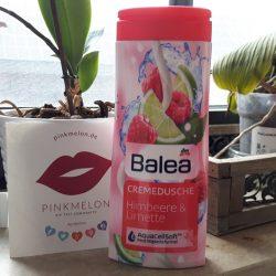 Produktbild zu Balea Cremedusche Himbeere & Limette