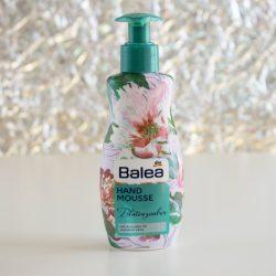 Produktbild zu Balea Handmousse Blütenzauber