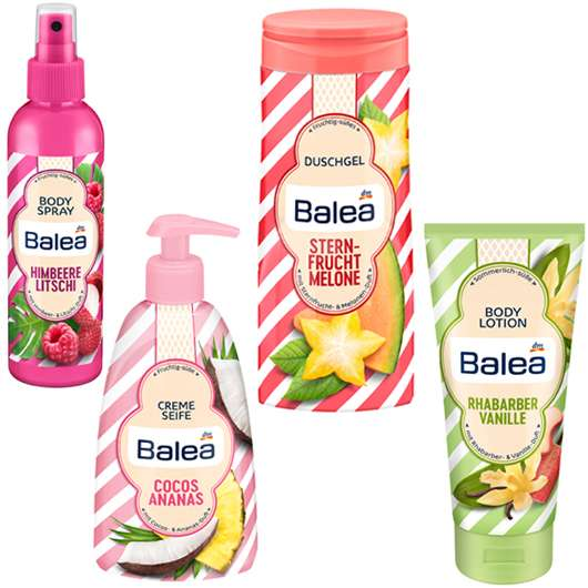Balea Sommer Limited Edition 2018