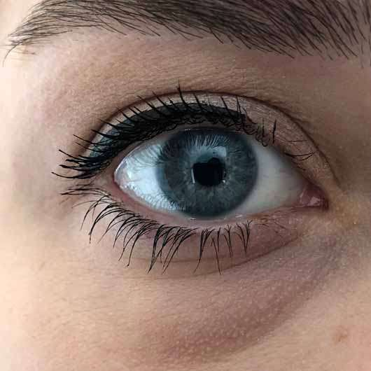 Catrice Rock Couture Extreme Volume Mascara Lifestyleproof 24H, Farbe: 10 Ultra Black - Wimpern mit Mascara