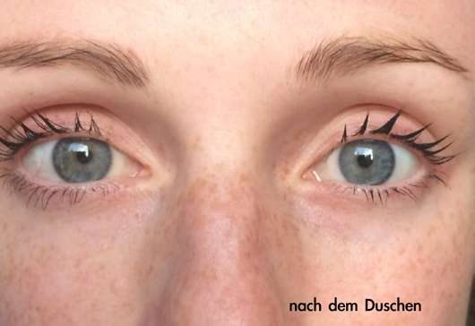 47d5bf29509 Wimpern mit Catrice Rock Couture Extreme Volume Mascara Lifestyleproof 24H,  Farbe: 10 Ultra Black