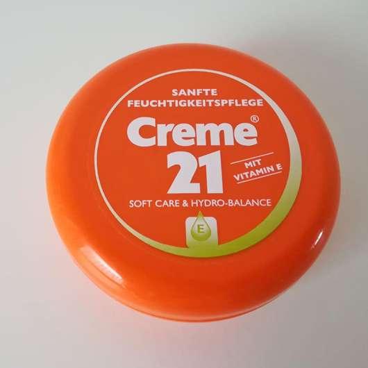 <strong>Creme 21</strong> Sanfte Feuchtigkeitspflege