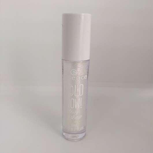 essence holo wow! dewy lip shine, Farbe: 01 unicorn powder