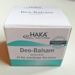 Produktbild zu HAKA Deo-Balsam sensitiv