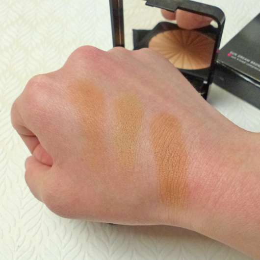 Swatches - LR Deluxe Sun Dream Bronzer