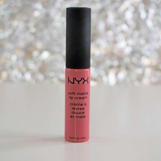 NYX Soft Matte Lip Cream, Farbe: Milan