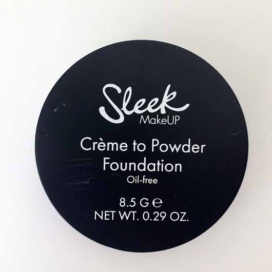 Sleek MakeUp Crème To Powder Foundation, Farbe: C2P2