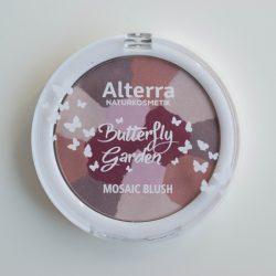 Produktbild zu Alterra Naturkosmetik Butterfly Garden Mosaic Blush (LE)