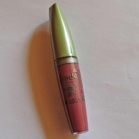 alverde Hydro Lipgloss, Farbe: 30 Lovely Mauve