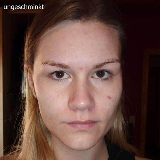 essence super beauty sponge - Gesicht ungeschminkt